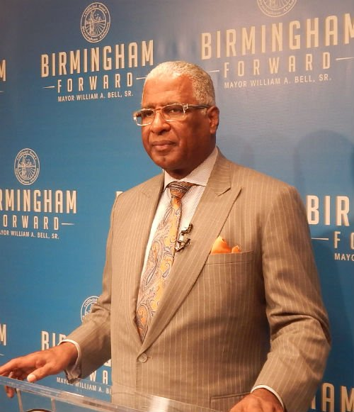 Mayor William Bell Dec. 2016