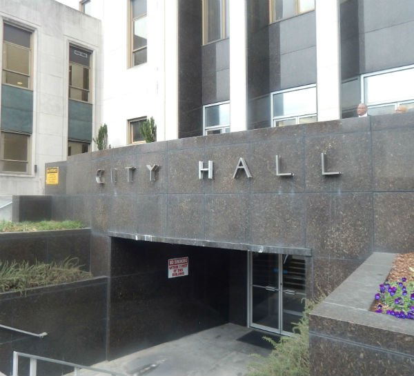 Birmingham City Hall Jan. 2017