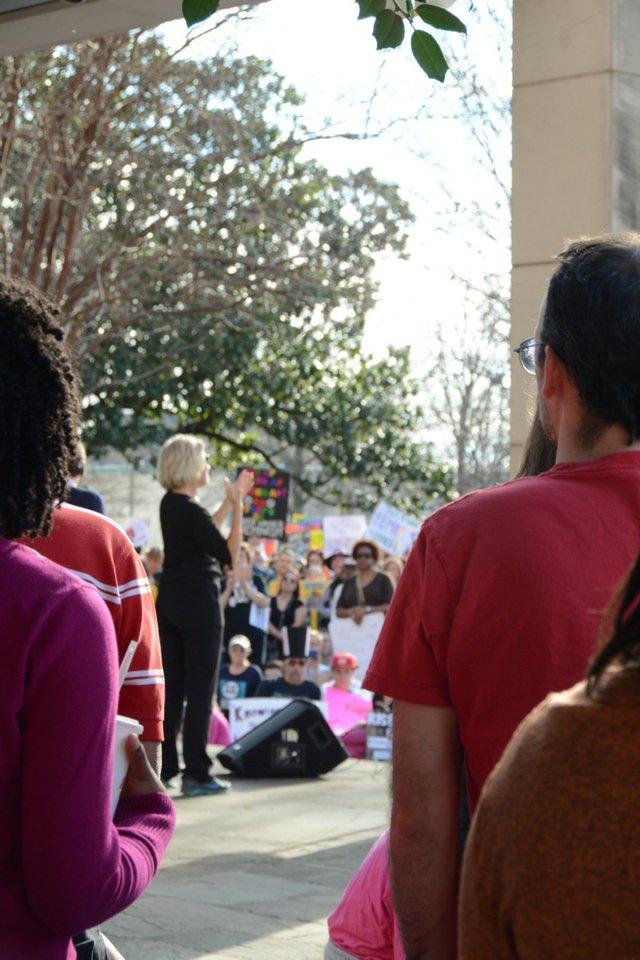 Women's Sister March in Birmingham - 11.jpg