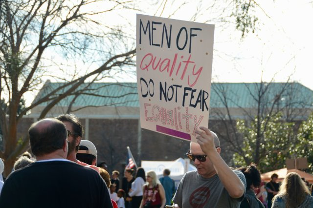 Women's Sister March in Birmingham - 20.jpg