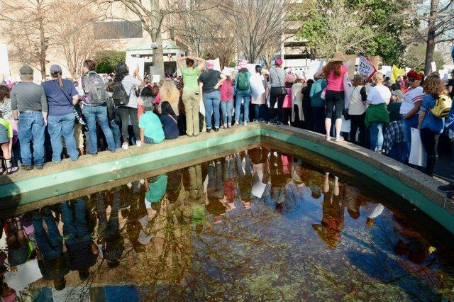 Women's Sister March in Birmingham - 23.jpg