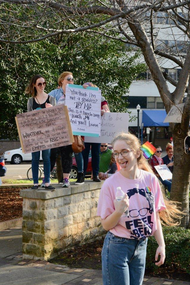 Women's Sister March in Birmingham - 33.jpg