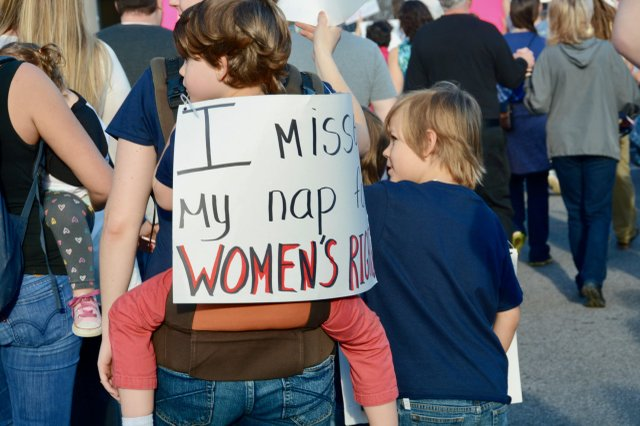 Women's Sister March in Birmingham - 51.jpg