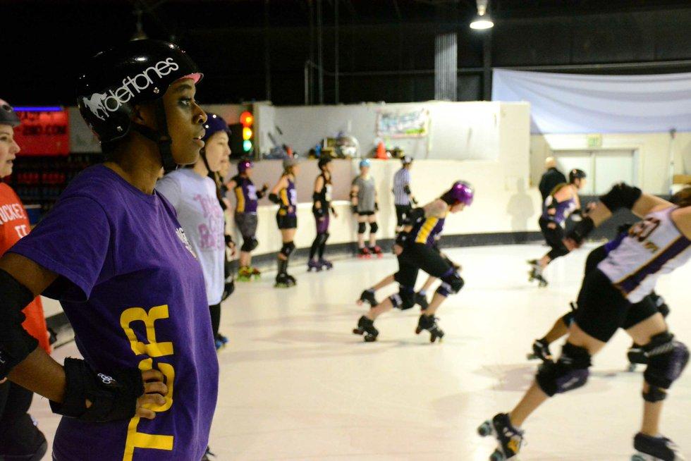 Roller skating rink quad cities - Ici Bizarre Tragiccityrollers2 Jpg