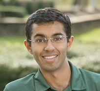 UAB student Hriday Bhambhvan