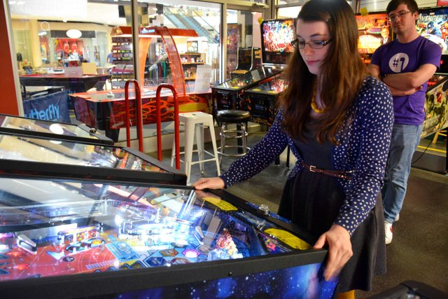 Magic City Pinball League