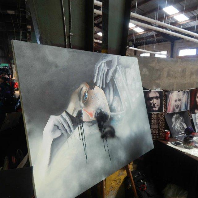 Marilyn Garrett art