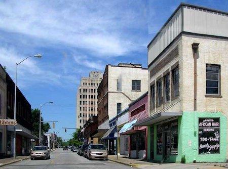 downtown ensley ala