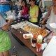 Street food for a street fair
