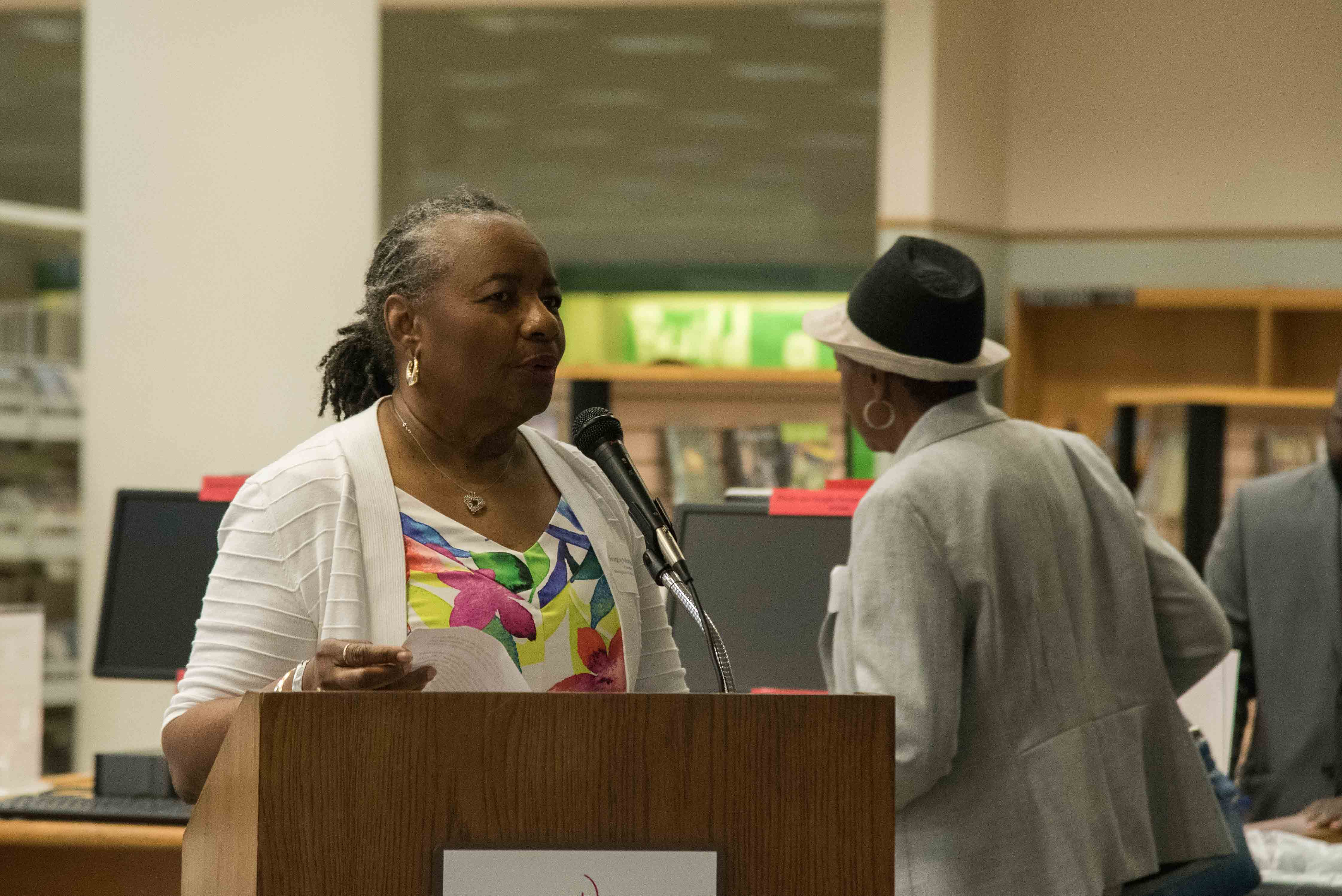 Birmingham Public Library Hosts Community Meet And Greet Ironcityk