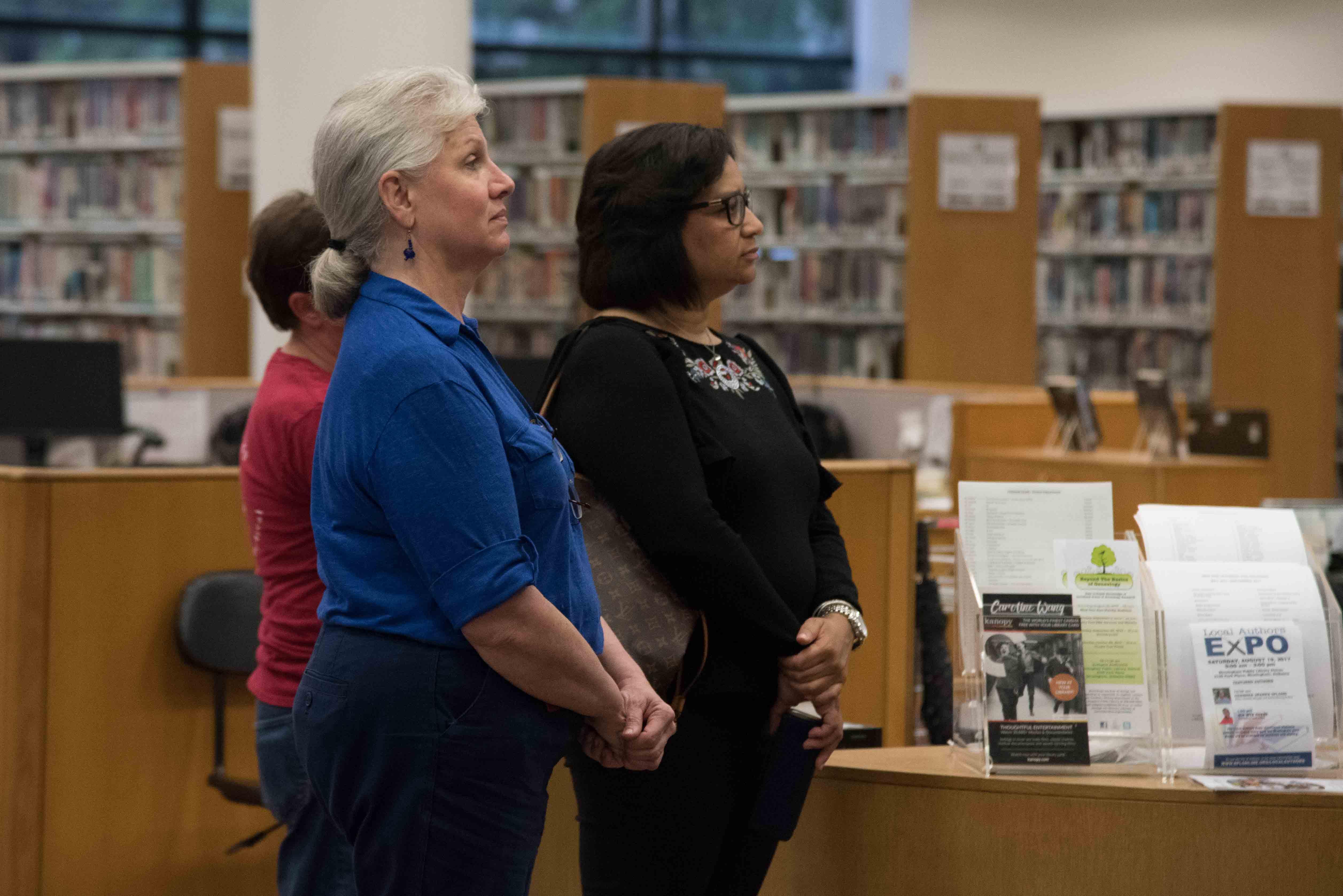 Birmingham Public Library Hosts Community Meet And Greet Ironcityk