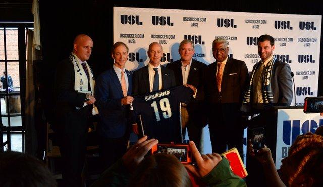 USL Birmingham