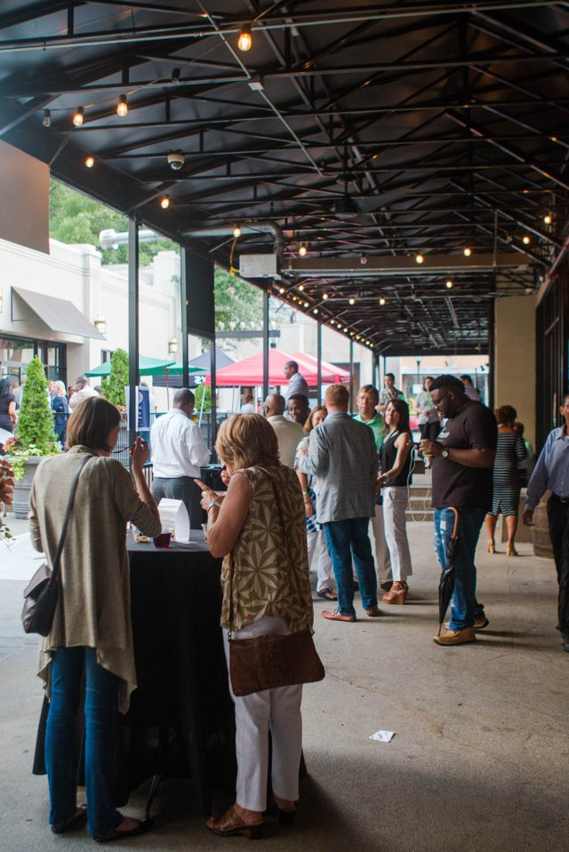 Birmingham Restaurant Week Preview Party