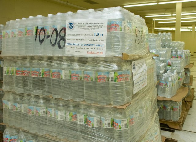 bottled water_2008_FEMA