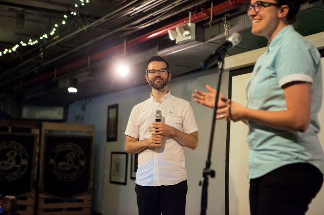 FACES---New-York_Jordan-Reeves_Laura-Goehrke_at-Brooklyn-Brewery.jpg