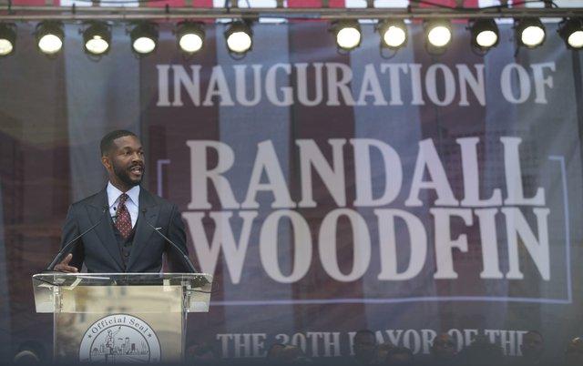 Mayor Randall Woodfin Inauguration