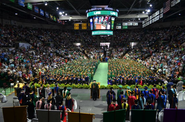 UAB commencement summer 2017