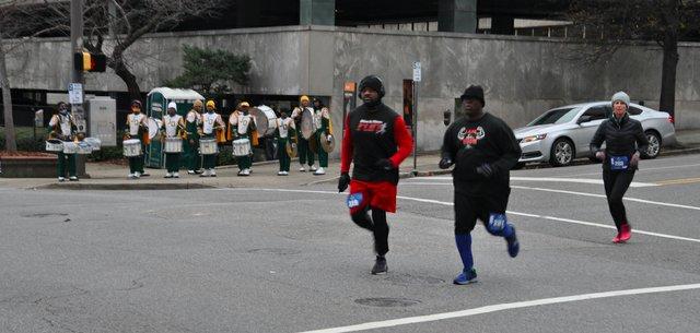 2018 MLK Day 5K Drum Run 2