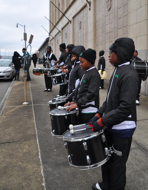 2018 MLK Day 5K Drum Run 14