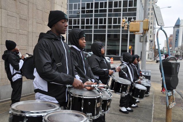 2018 MLK Day 5K Drum Run 16