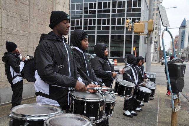 2018 MLK Day 5K Drum Run 16