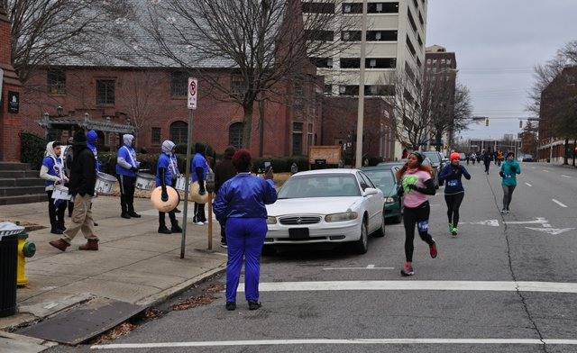 2018 MLK Day 5K Drum Run 18