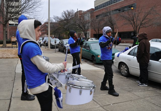 2018 MLk Day 5K Drum Run 19