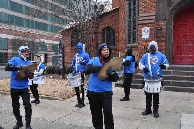 2018 MLK Day 5K Drum Run 20