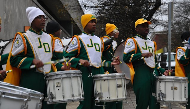 2018 MLK Day 5K Drum Run 22