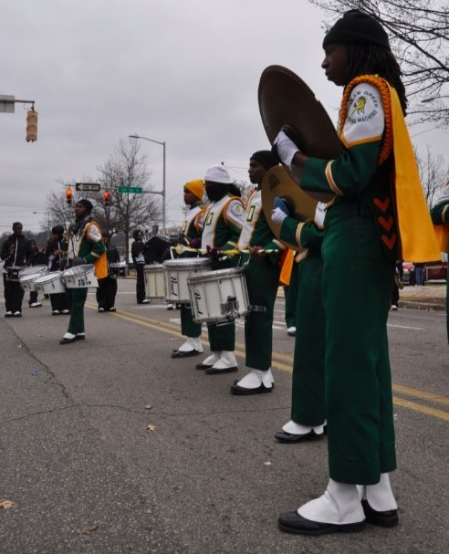 2018 MLK Day 5K Drum Run 31