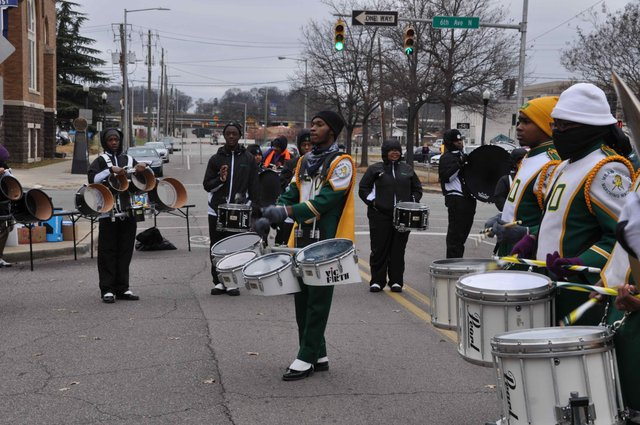 2018 MLK Day 5K Drum Run 32