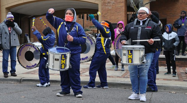 2018 MLK Day 5K Drum Run 33