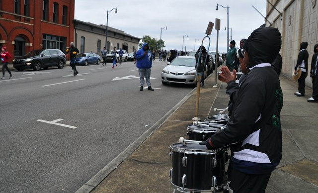 2018 MLK Day 5K Drum 15