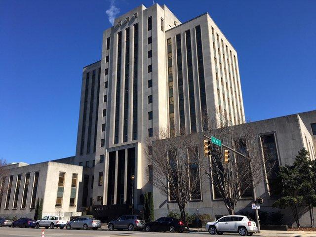 Birmingham City Hall 1-30-18