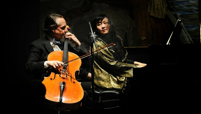 David Finckel & Wu Han