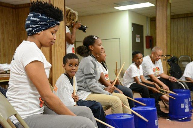 Samba in the Streets workshops celebrate Afro-Brazilian
