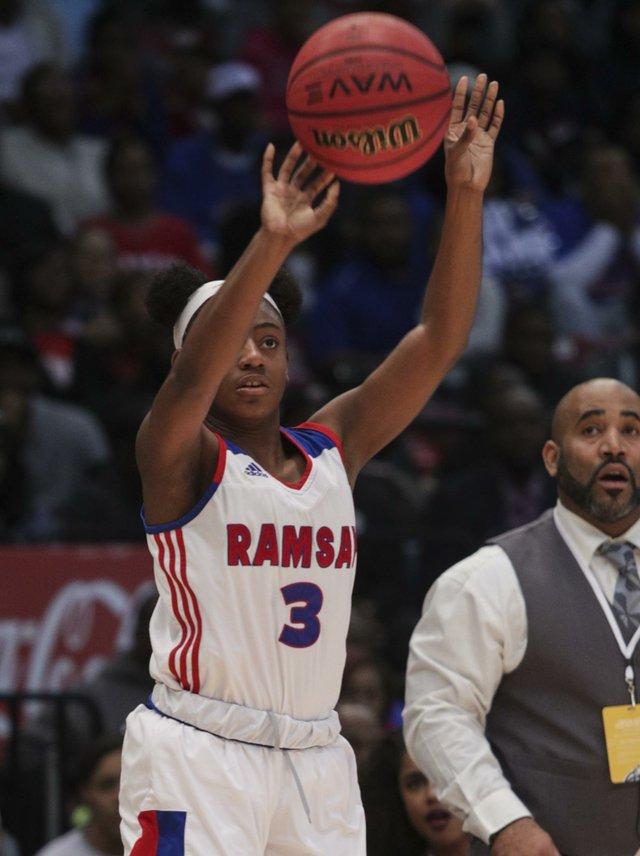 Ramsay Girls Basketball VS Hazel Green State Championship