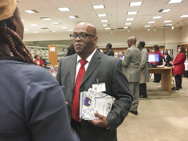 BPL Executive Director Floyd Council