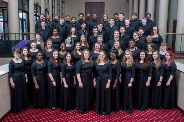 UAB Concert Choir 2018