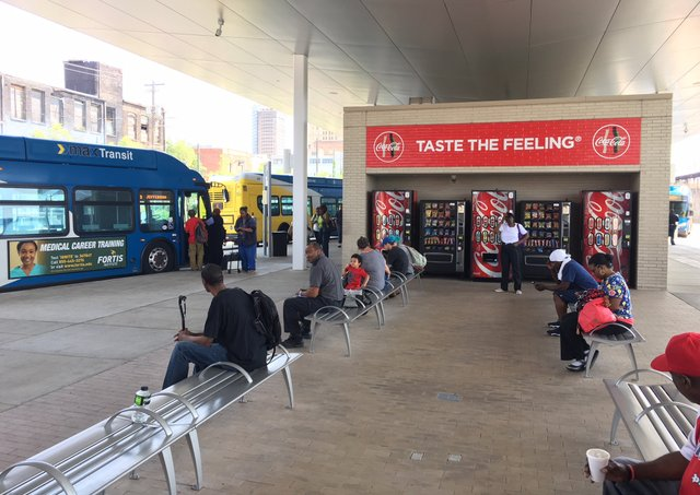 bham transit station 5-15-18