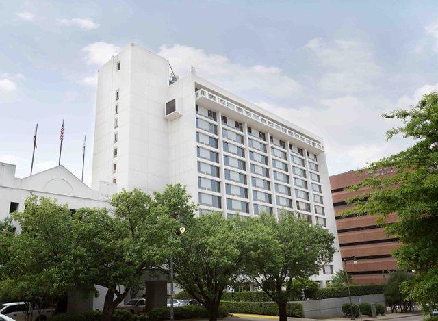 DoubleTree Hilton UAB 2018