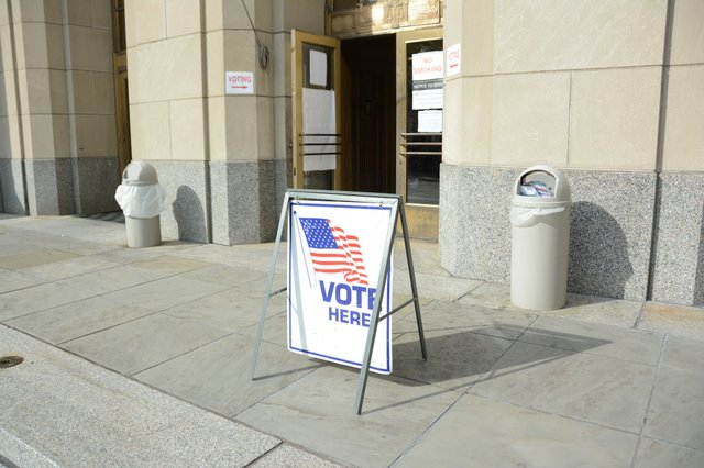 election jeffco courthouse 6-5-18.JPG