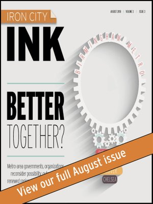 Iron City Ink August Issue