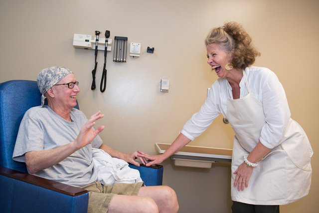 Elizabeth Vander Kamp & UAB patient