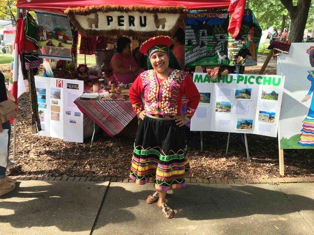 Greetings from Peru