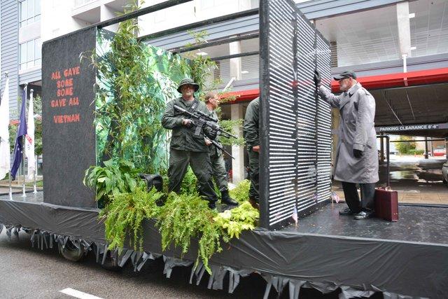 Honoring Nam vets