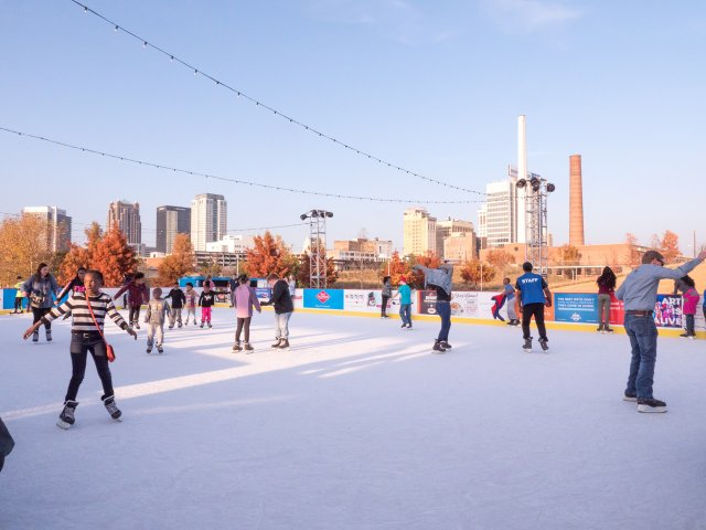 Railroad Park ice rink_2