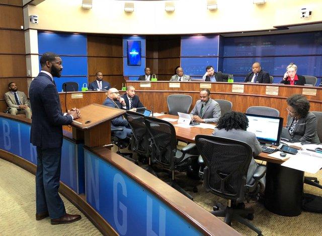 Mayor & Council 1-22-19
