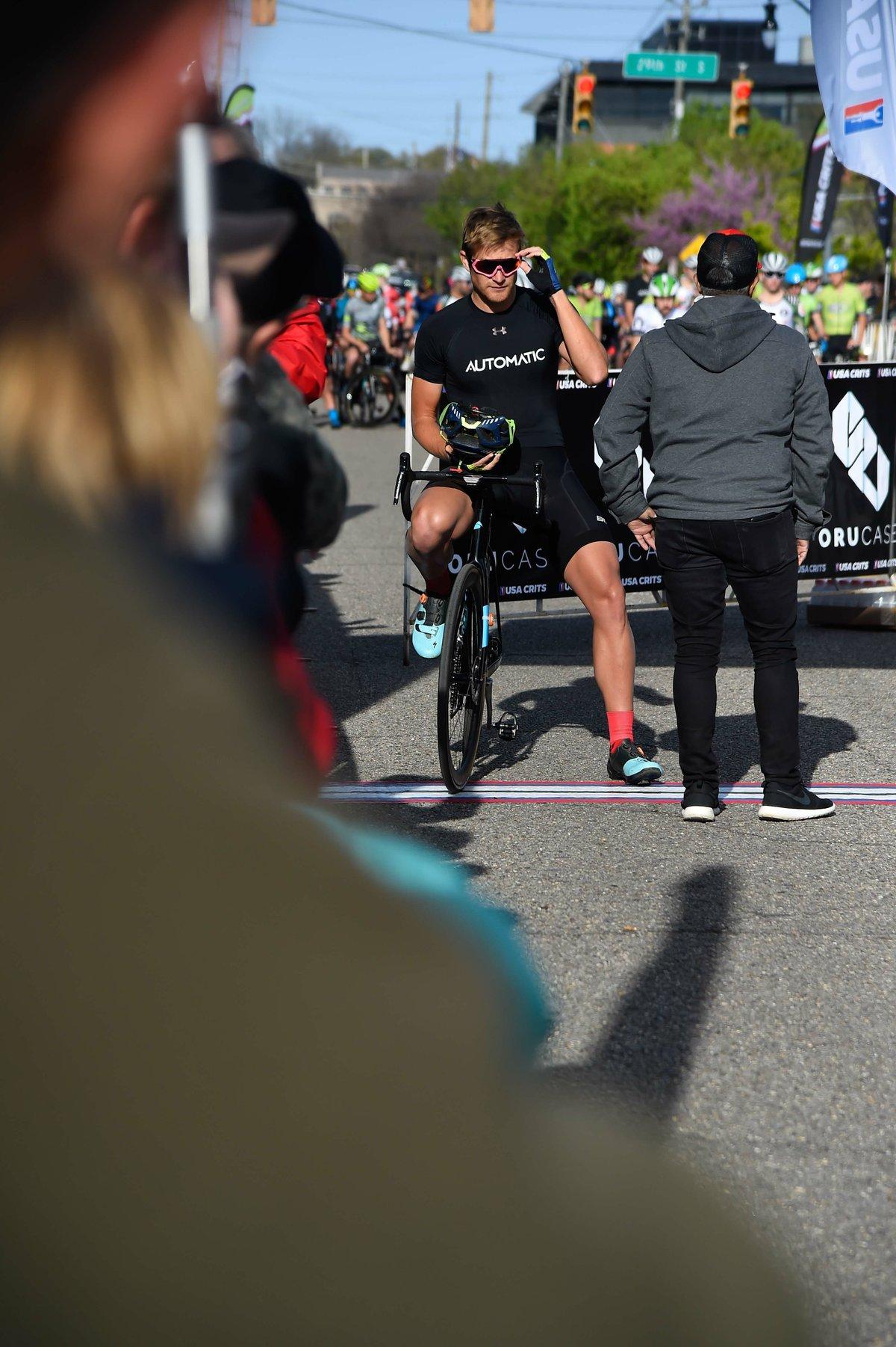 Hammerfest draws crowds, professional cyclists - ironcity ink