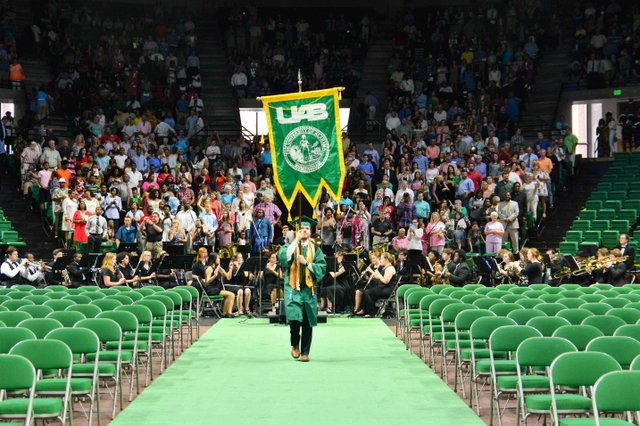 UAB commencement